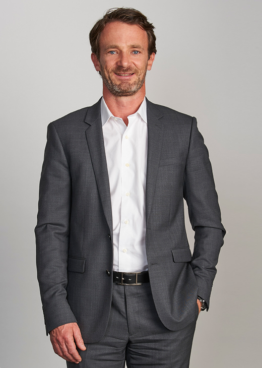 Arnaud Chevrier, FOUNDING PARTNER