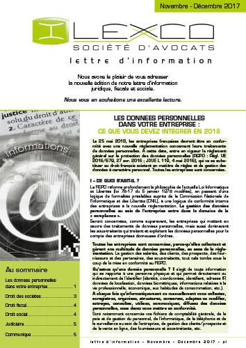 Lettre info Nov-Dec 2017